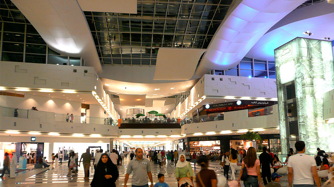Avenues Mall | Hira Walraven - A JV Company