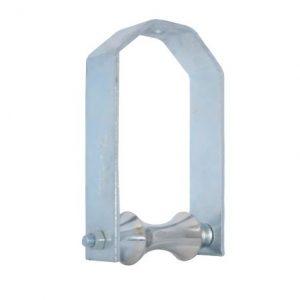 BIS Metal Pipe Clamps - Adjustable Roller Hanger - Hira Walraven