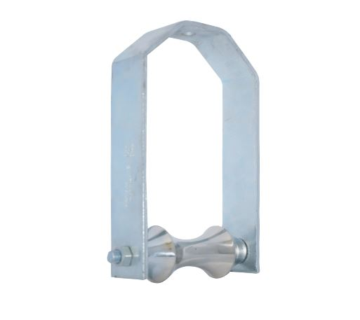 BIS Metal Pipe Clamps - Adjustable Roller Hanger - Hira Walraven