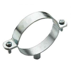 BIS Metal Pipe Clamps - Plain Split Clamp - Hira Walraven