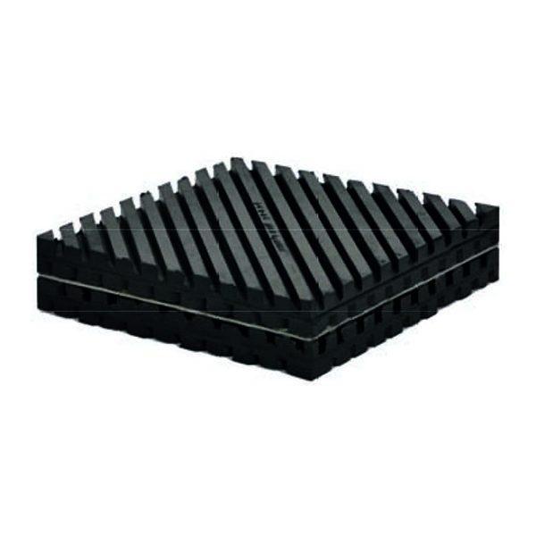 Ribbed Multi Layer Pad - Hira Walraven