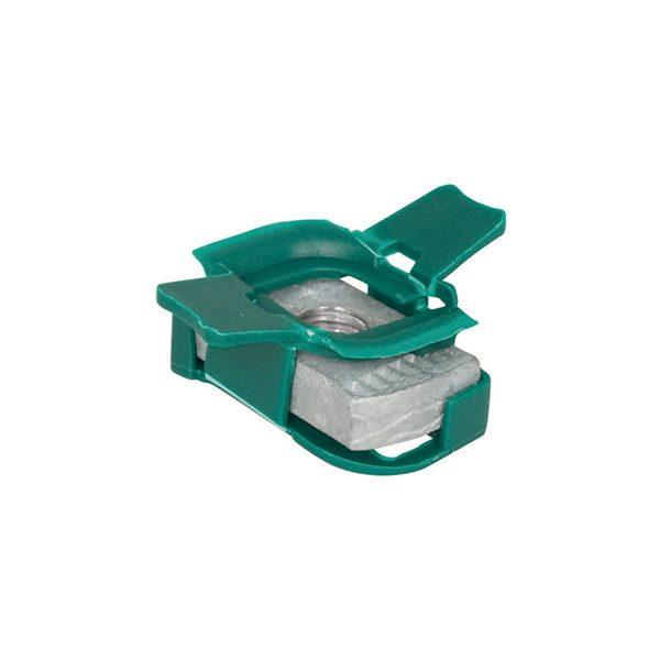 BIS RapidStrut® Slide Nut with Plastic Tabs (hdg) - Hira Walraven