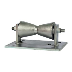 BIS Metal Pipe Clamps - Roller Stand - Hira Walraven