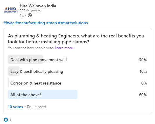 What are the real benefits you look for before installing Pipe Clamps - Post2